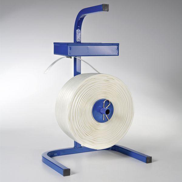 Rullevogn til tekstilt polyesterbånd, Bærbar variant
