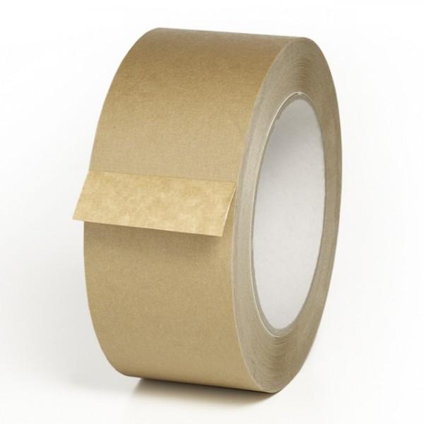 Papirtape, brun - Hildebrandt Emballage Shop