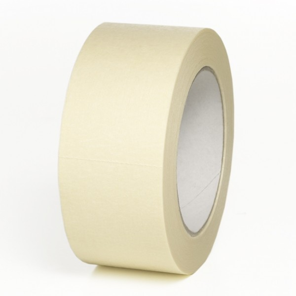 Malertape, naturhvid, 50 mm - Hildebrandt Emballage Shop