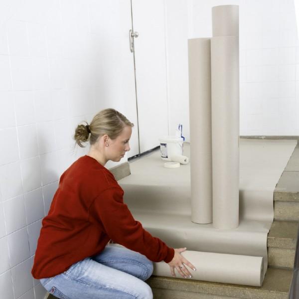 Malerafdækningspapir 100 g/m², 100 cm x 100 m