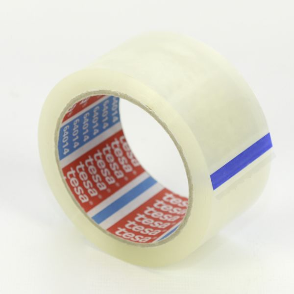 Tesa® 64014, PP-tape, 50 mm x 66 m, klar