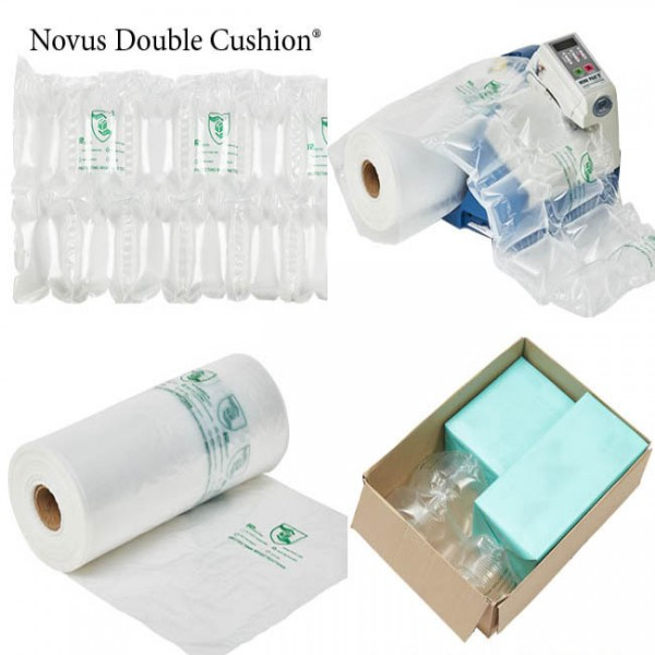 Luftpudefolie MINI PAK'R Novus Double Cushion®