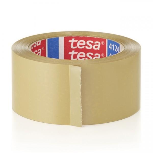 tesa® 4124 pakketape brun