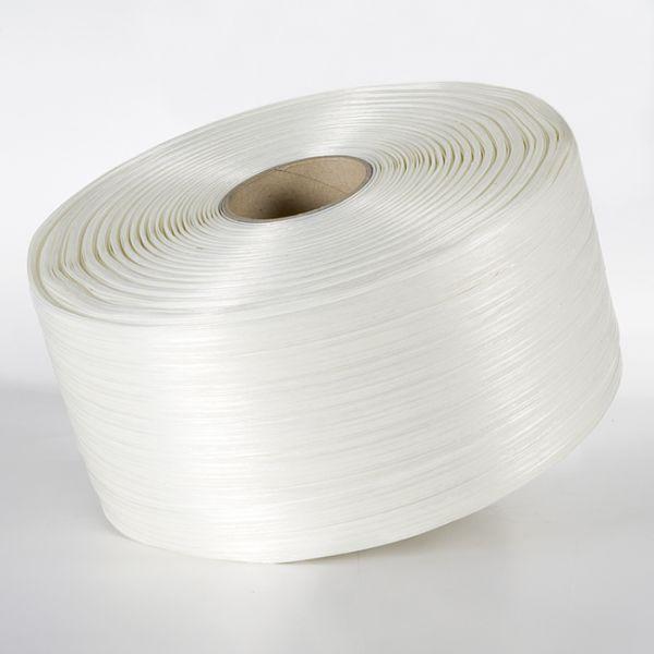 Textilt Polyesterbånd, 85 SCM, 25 mm, 500 m